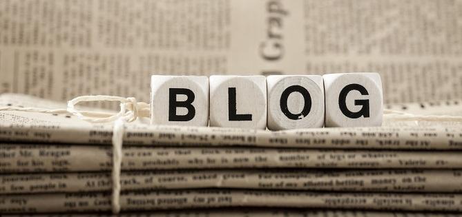 Escribir entrada de blog