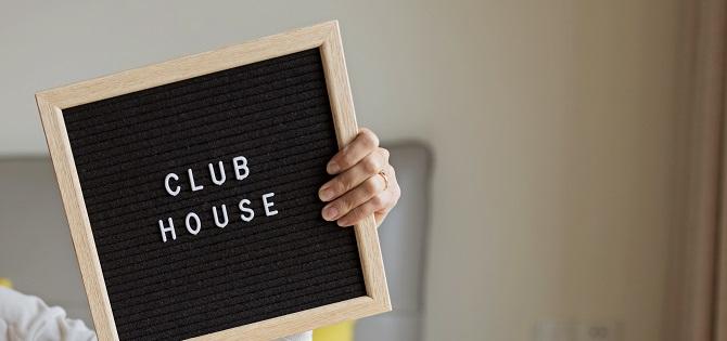 Usar Clubhouse empresa
