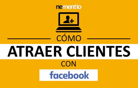 Atraer clientes con facebook