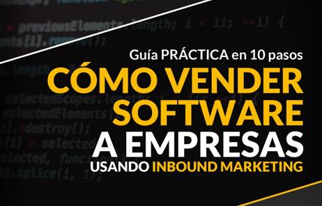 Cómo vender Software a Empresas