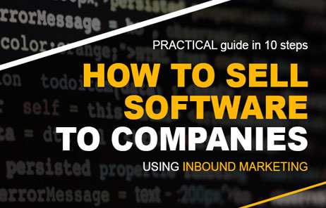 How to sell software to companies