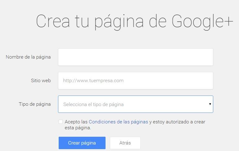perfil de empresa en google plus 3