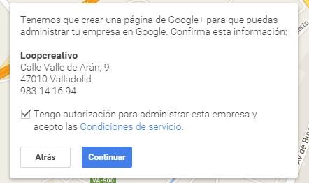 perfil de empresa en google plus 7