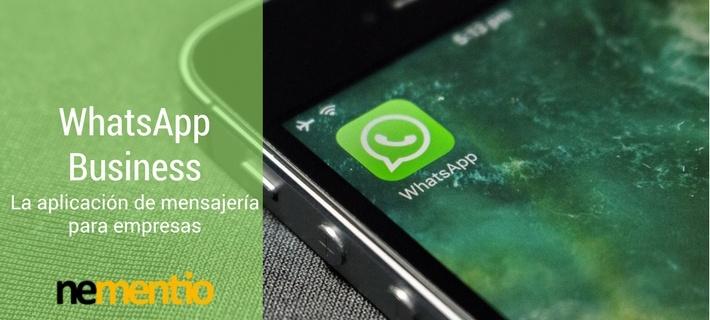 WhatsApp Business, la aplicación de mensajería para empresas