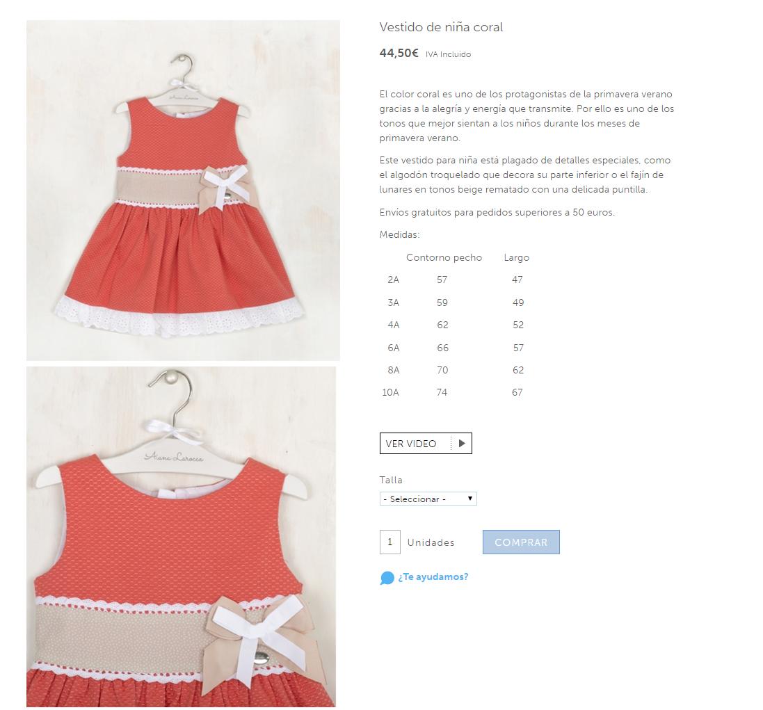 ejemplo imagen producto tienda online