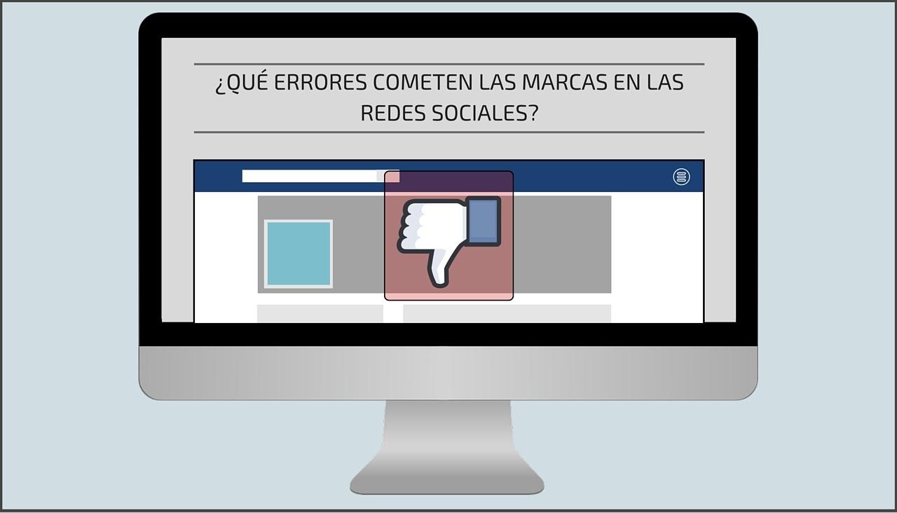 errores marcas en redes sociales