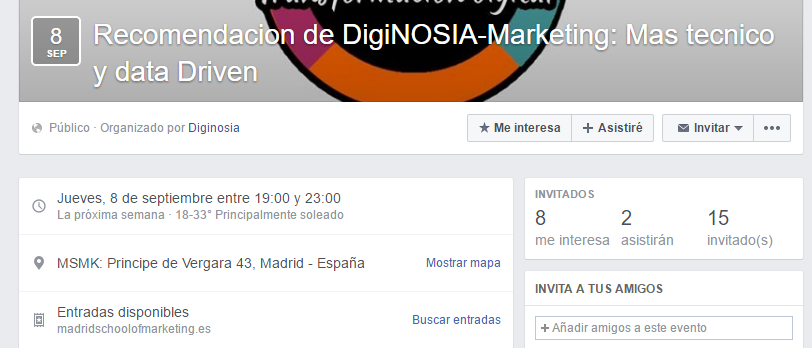conseguir leads con facebook eventos
