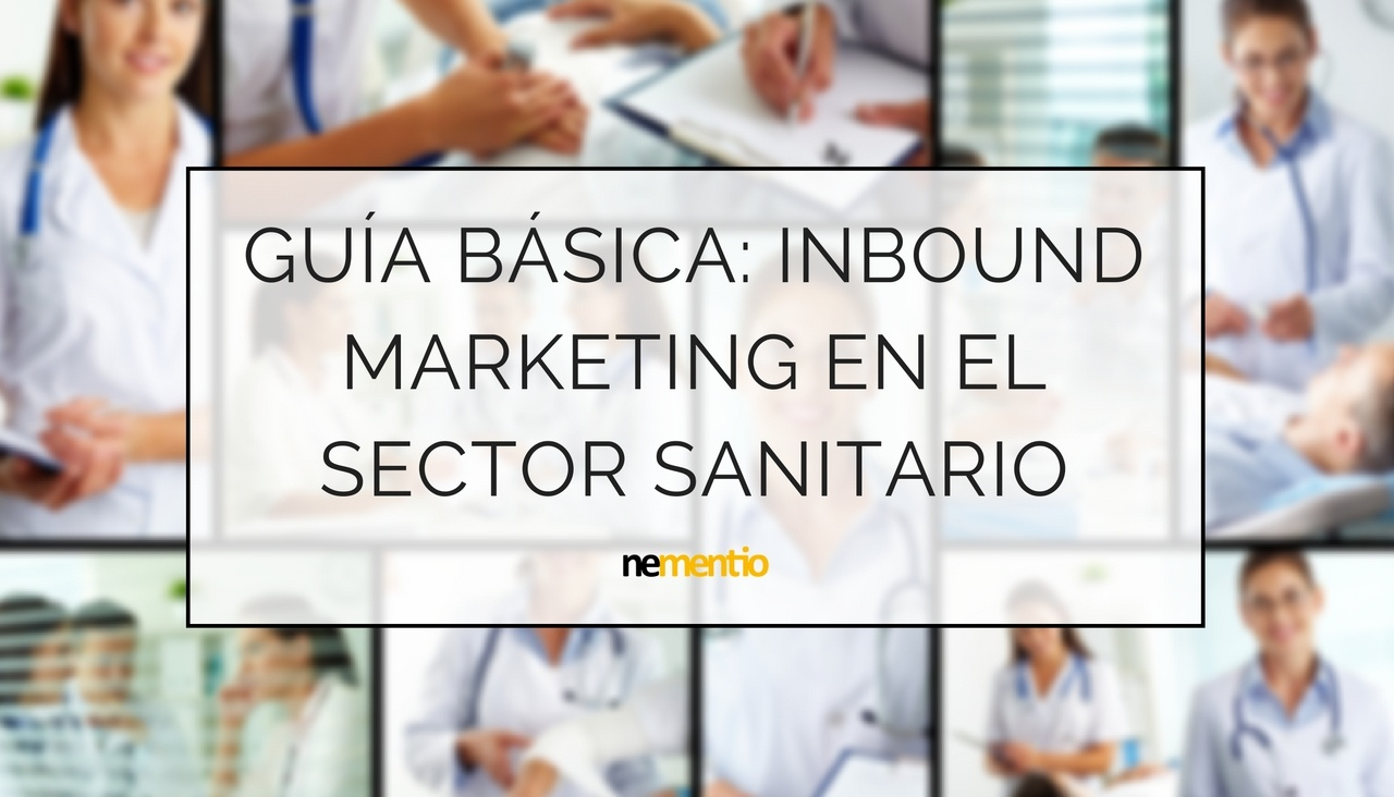 inbound marketing sector sanitario