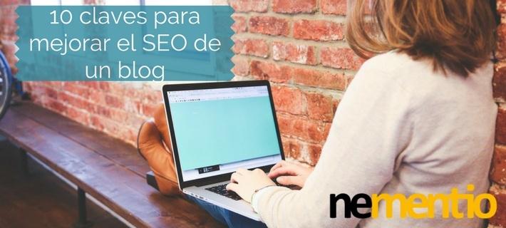 Mejorar el SEO de un blog