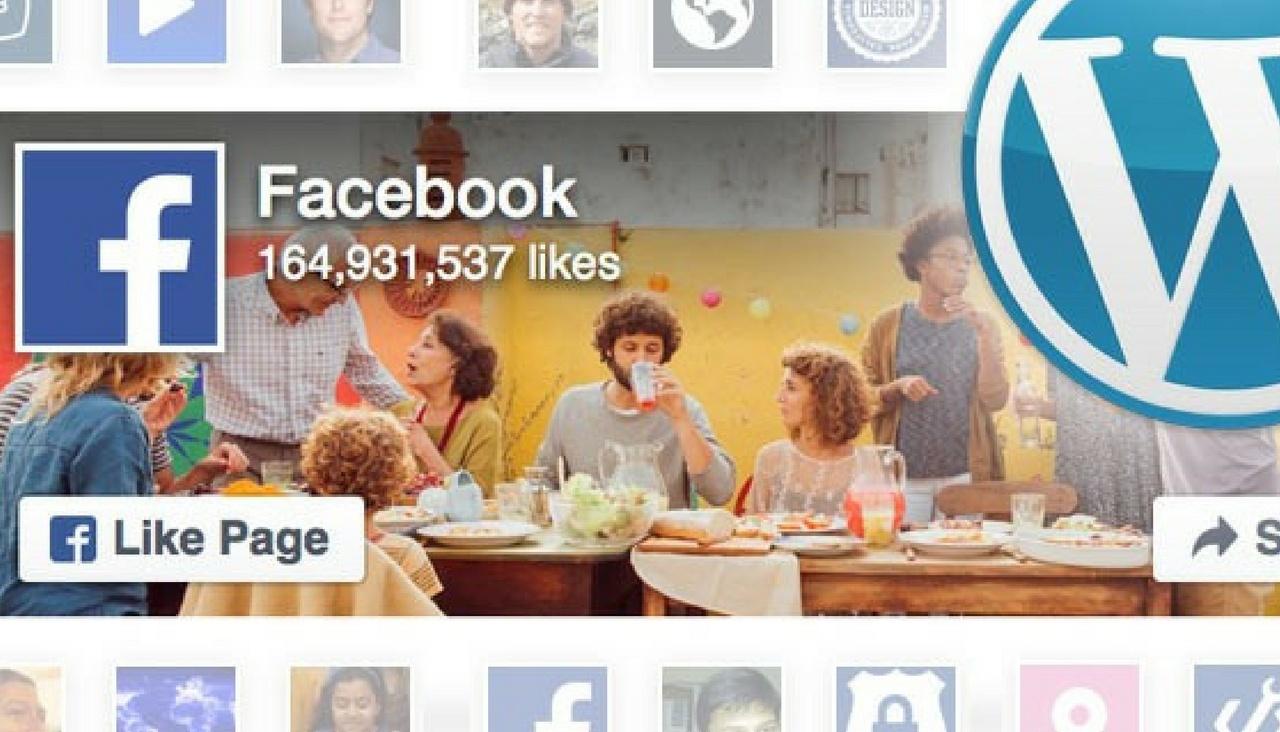 Page Plugin de Facebook