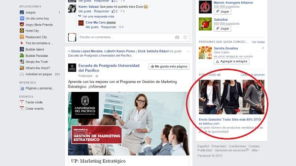 Redes sociales para promocionar una tienda online