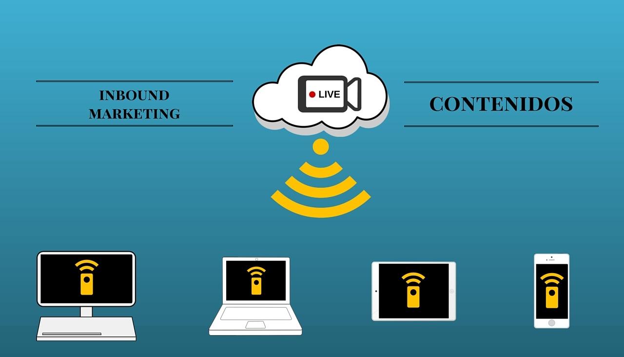 Inbound marketing y streaming