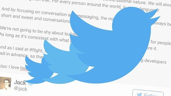 10000 caracteres de twitter