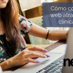WEB ATRACTIVA PARA TU CLÍNICA ESTÉTICA