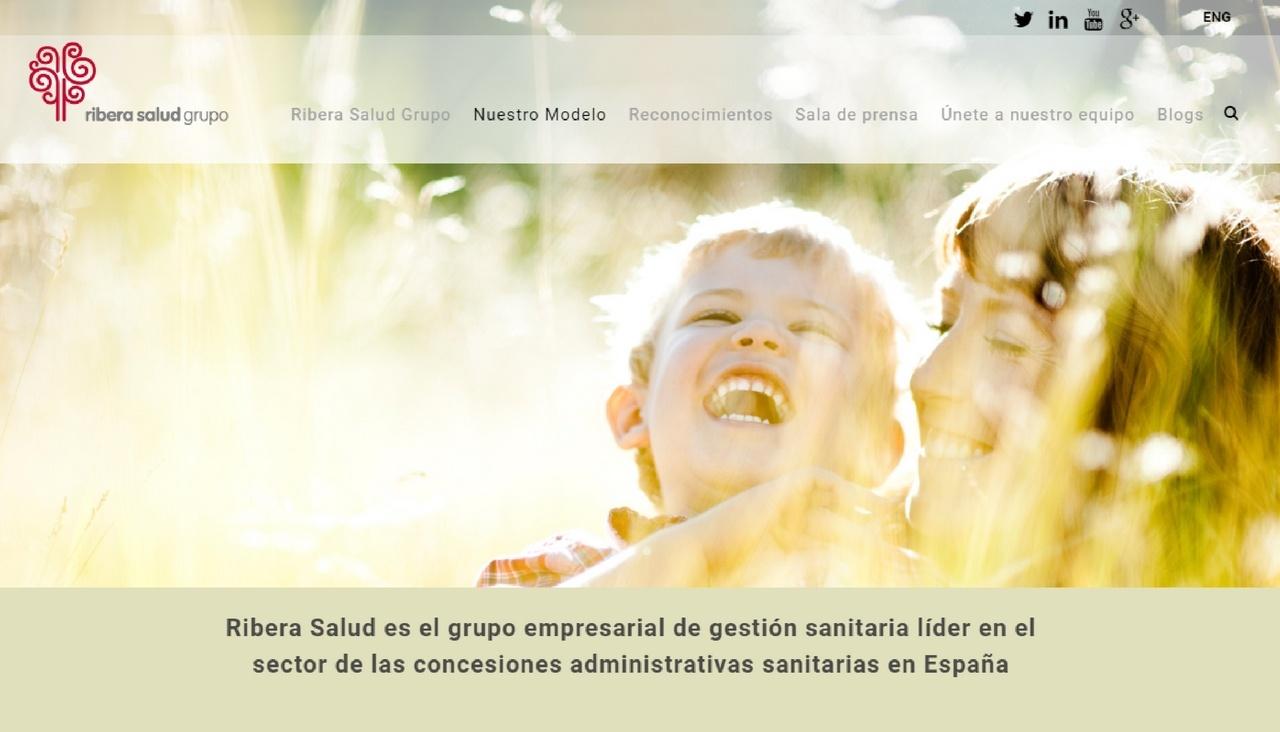 Grupo Ribera Salud