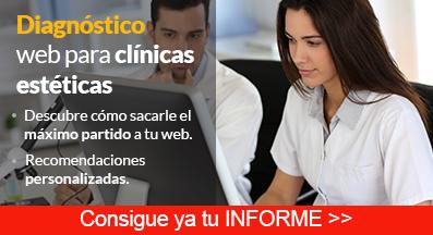 Diagnóstico Web Clínicas Estéticas