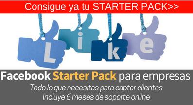 Facebook Starter Pack