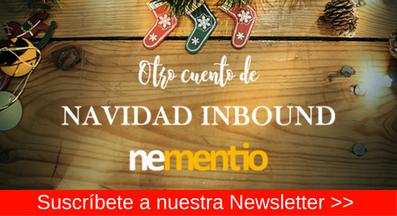 Suscripción Newsletter Navidad